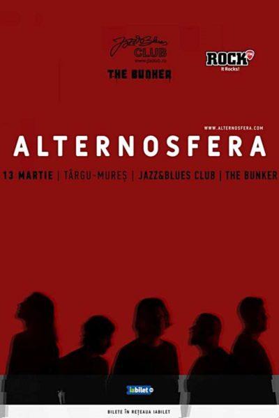 Poster eveniment Alternosfera