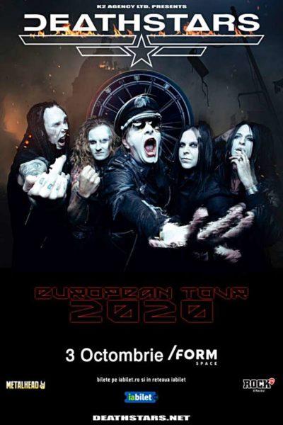 Poster eveniment Deathstars