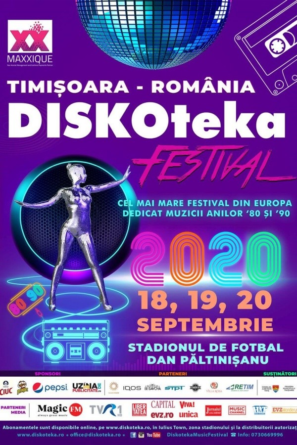 Diskoteka Festival 2021 la Stadionul