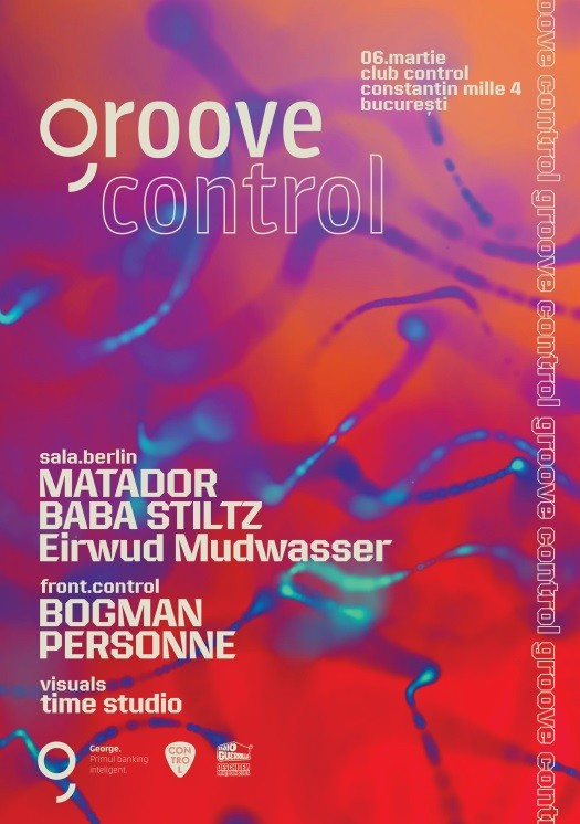 Groove Control - Matador & Baba Stiltz la Club Control