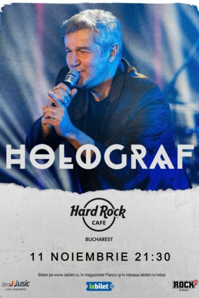 Poster eveniment Holograf