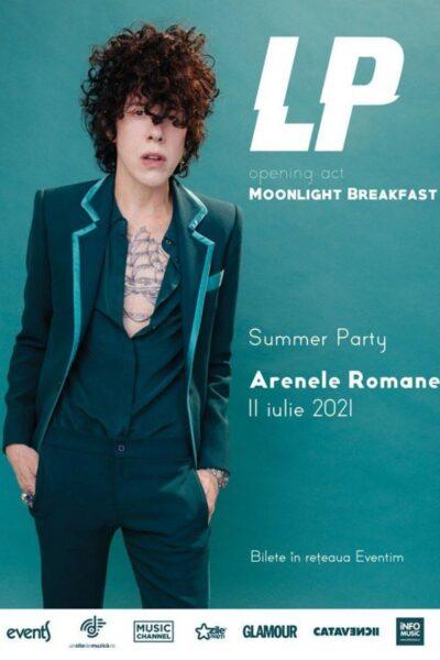 Poster eveniment LP