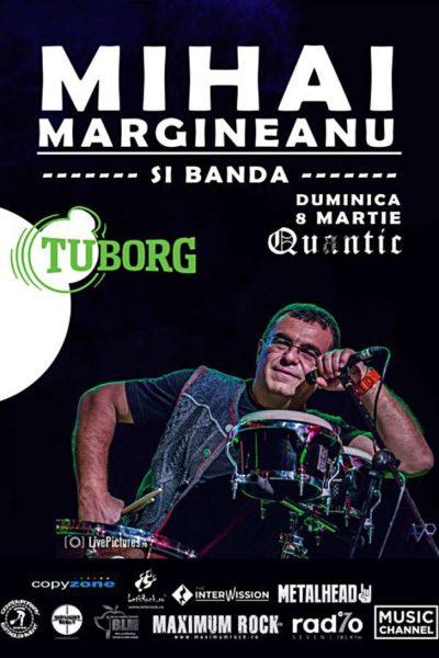 Poster eveniment Mihai Mărgineanu - Mă iubește femeile