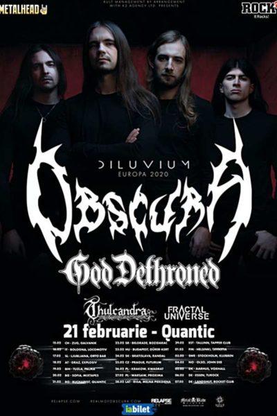 Poster eveniment Obscura