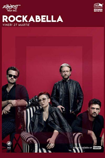 Poster eveniment Rockabella - lansare single