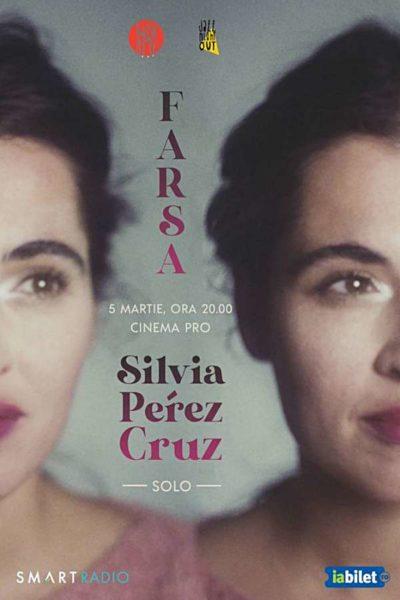 Poster eveniment Silvia Pérez Cruz