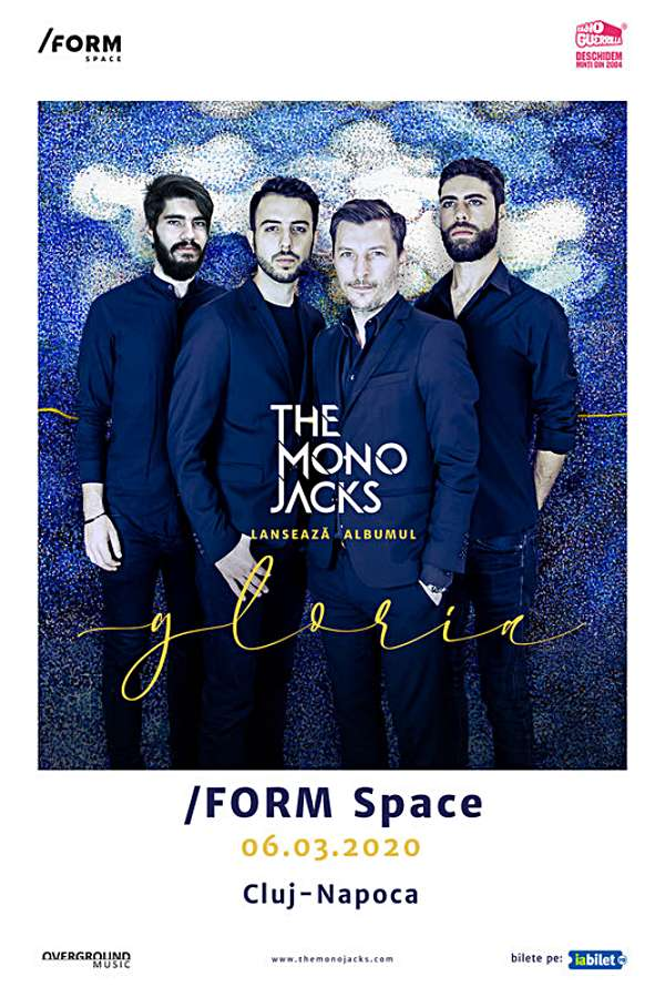 The Mono Jacks - lansare album la Form Space Club