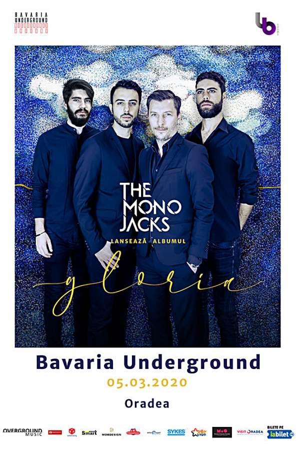 The Mono Jacks - lansare album la Bavaria Underground (Oradea)