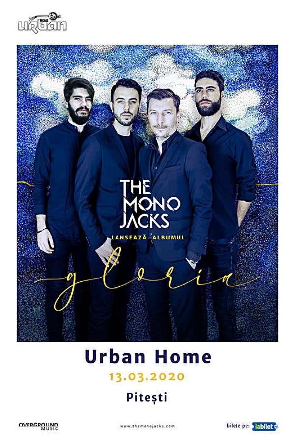 The Mono Jacks - lansare album la Urban Home