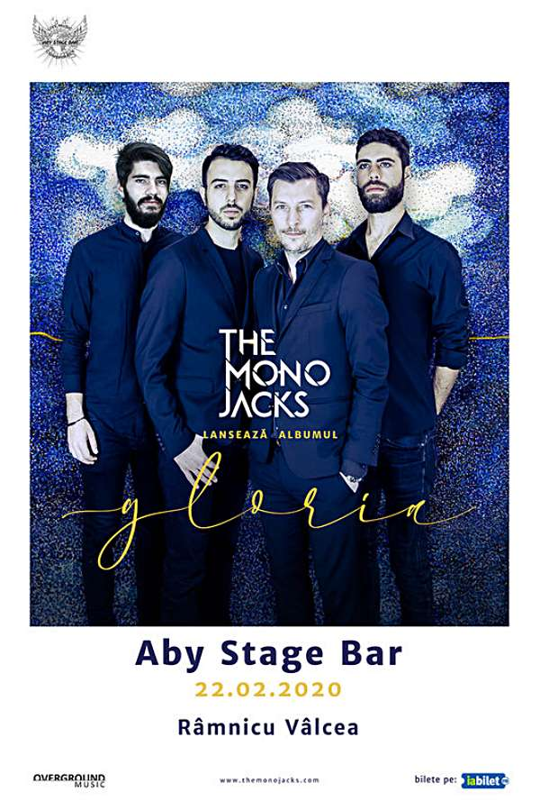 The Mono Jacks - lansare album la Aby Stage Bar (Râmnicu Vâlcea)