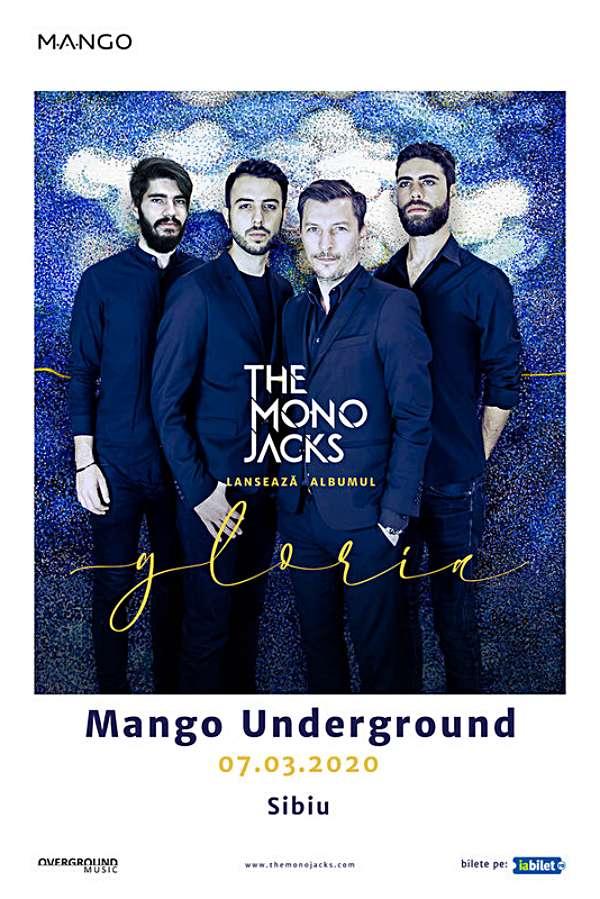 The Mono Jacks - lansare album la Mango Bar (Sibiu)