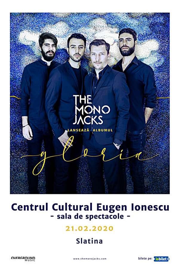 The Mono Jacks - lansare album la Centrul Cultural