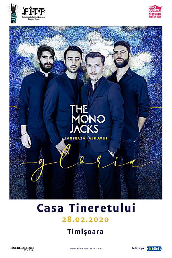 The Mono Jacks - lansare album la Casa Tineretului Timișoara