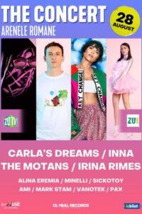 Carla's Dreams & INNA - THE Concert