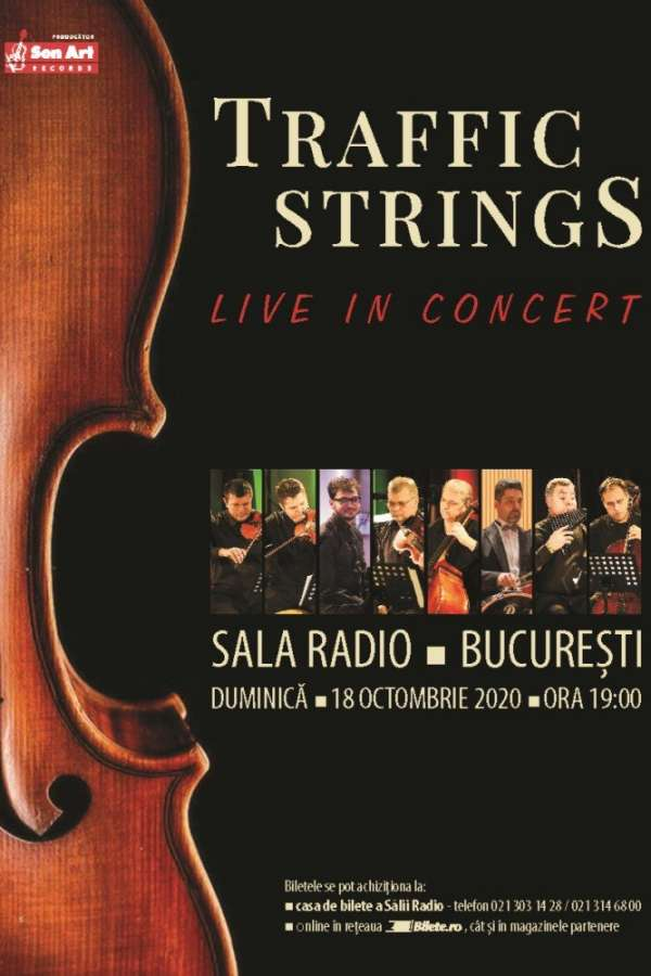Traffic Strings la Sala Radio