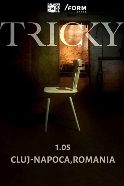Poster eveniment Tricky