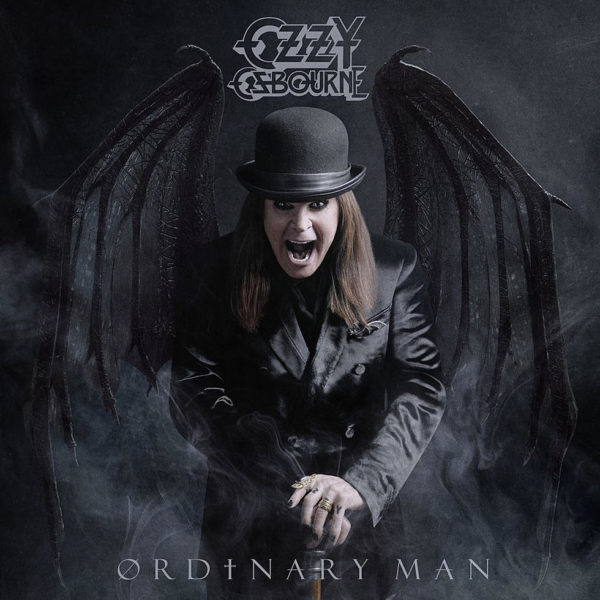 Coperta album Ozzy Osbourne Ordinary Man