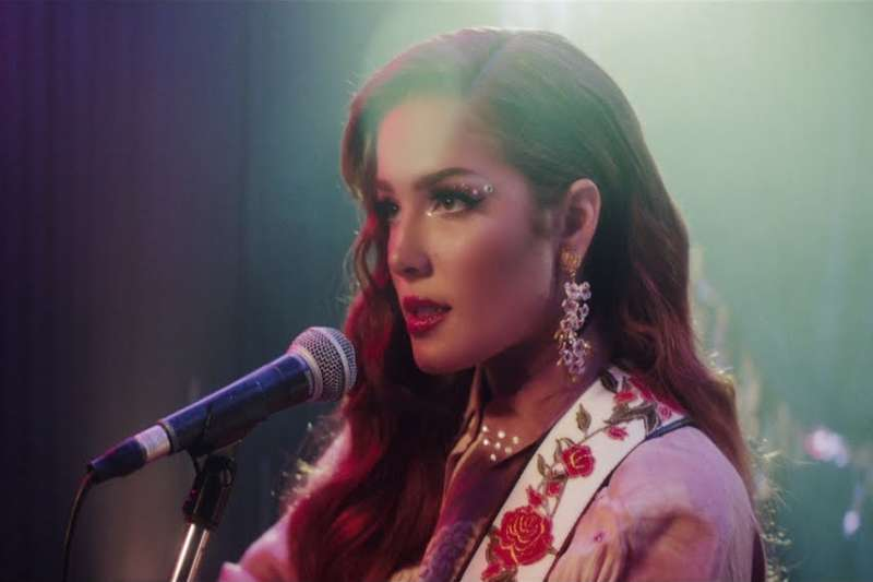Halsey în videoclipul