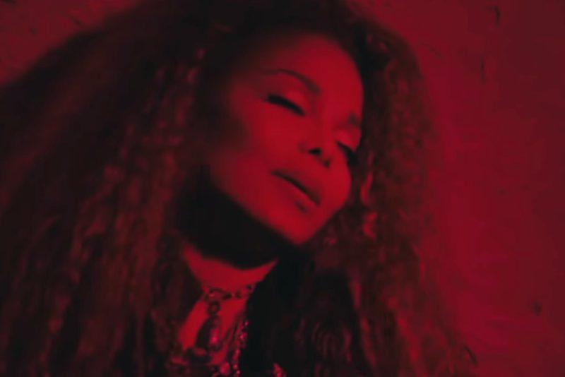 Janet Jackson (Screenshot videoclip
