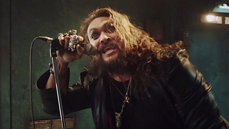 Jason Momoa trailer Ozzy Osbourne Scary Little Green Men