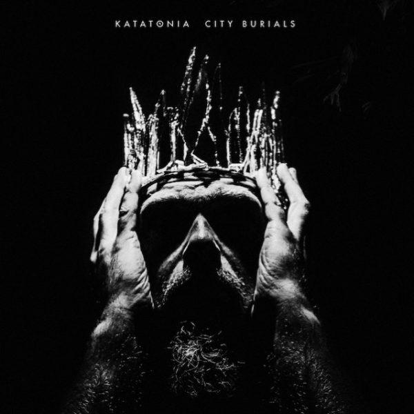 Coperta album Katatonia City Burials