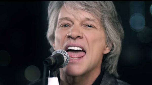 videoclip Bon Jovi Limitless