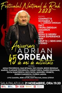 Festivalul Național de Rock 2020 - Adrian Ordean