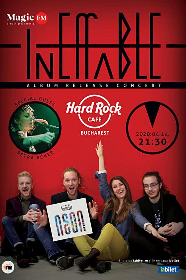 Ineffable la Hard Rock Cafe