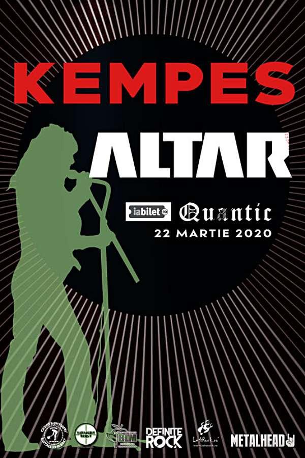 Kempes + Altar la Quantic Club