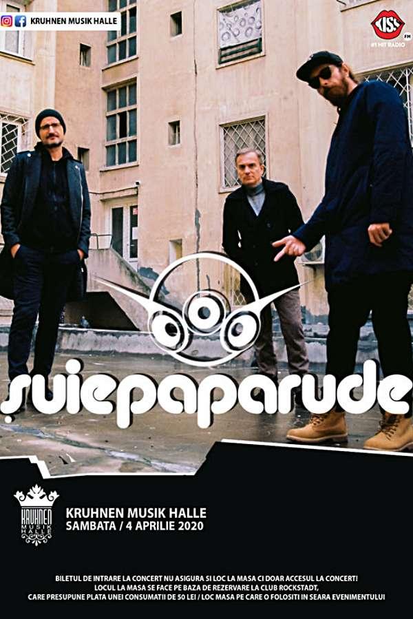 Șuie Paparude la Kruhnen Musik Halle