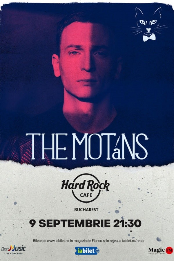 The Motans la Hard Rock Cafe