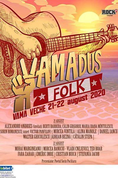 Poster eveniment VAMAdus Folk 2021