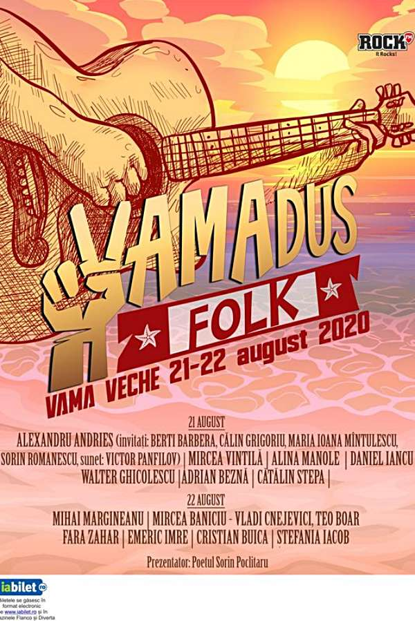 VAMAdus Folk 2020 la Vama Veche