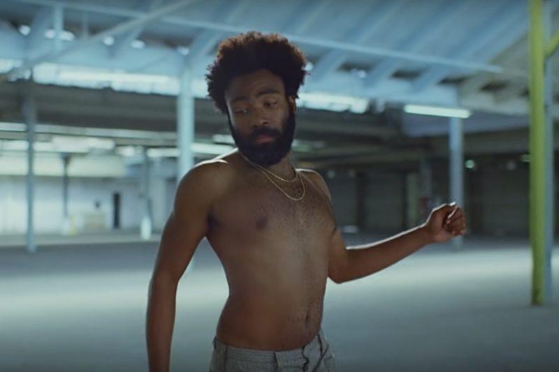 Childish Gambino in videoclipul piesei