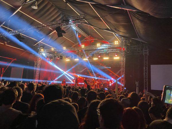 Concert Papa Roach la Arenele Romane