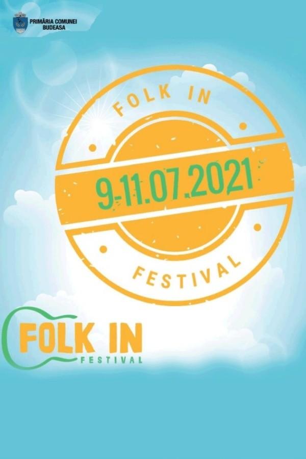 Folk In Festival 2021 la Lacul Budeasa