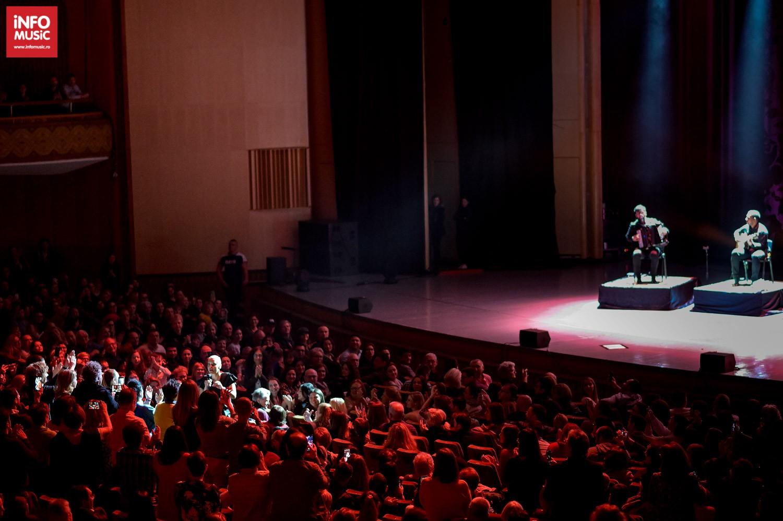 Mariza cântând în public la Sala Palatului pe 7 martie 2020