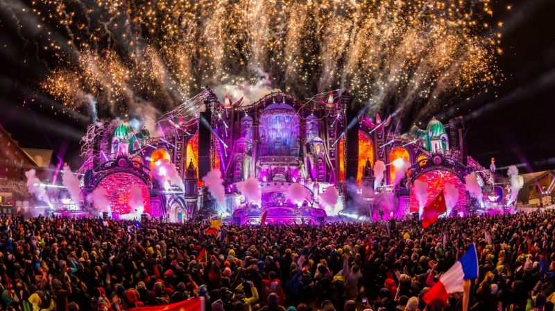 Tomorrowland Winter Festival 2019