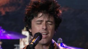 Billie Joe Armstrong de la Green Day (Live)