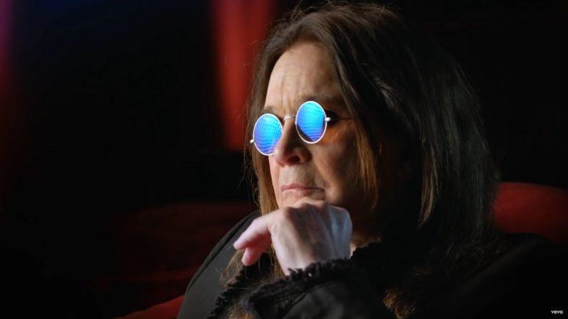 Videoclip Ozzy Osbourne Elton John Ordinary Man