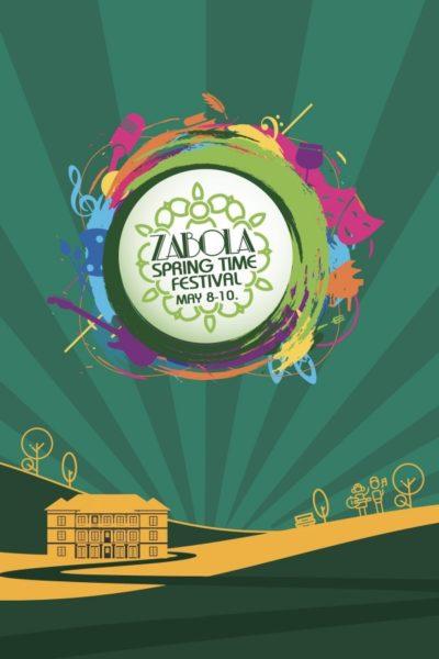 Poster eveniment Zabola Spring Time 2020