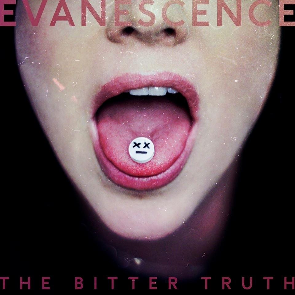 """Evanescence - """"The Bitter Truth"""" (artwork album)"""