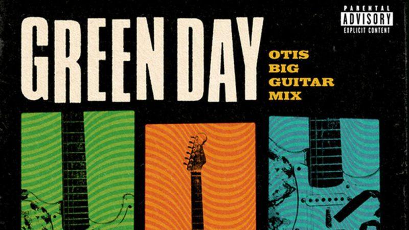 Coperta EP Green Day Otis Big Guitar Mix