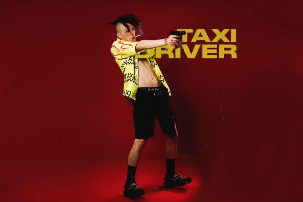 """Killa Fonic - EP """"Taxi Driver"""" (captură ecran)"""