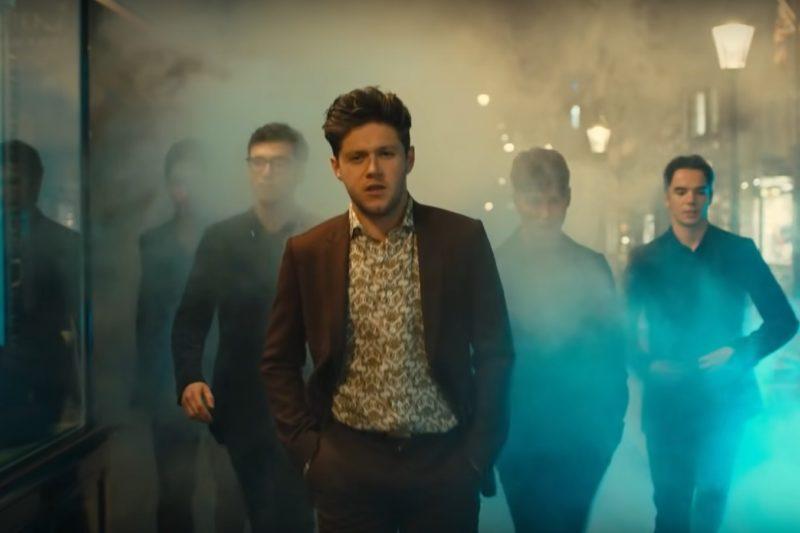 Niall Horan în videoclipul piesei