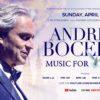 Andrea Bocelli va ţine un concert special de Paştele Catolic în Domul din Milano (Transmis Live Online)