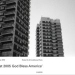 "The 1974 - ""Jesus Christ 2005 God Bless America"" (captură ecran)"