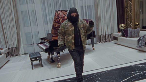 Videoclip Drake Toosie Slide