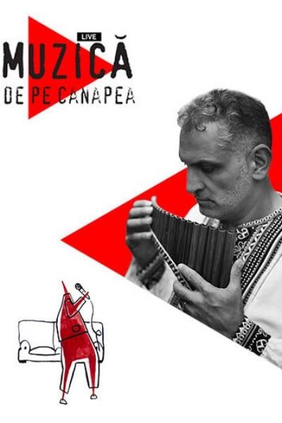 Poster eveniment Damian Drăghici - ONLINE