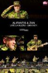 Overground Showroom: Alifantis & Zan: live la Buzău